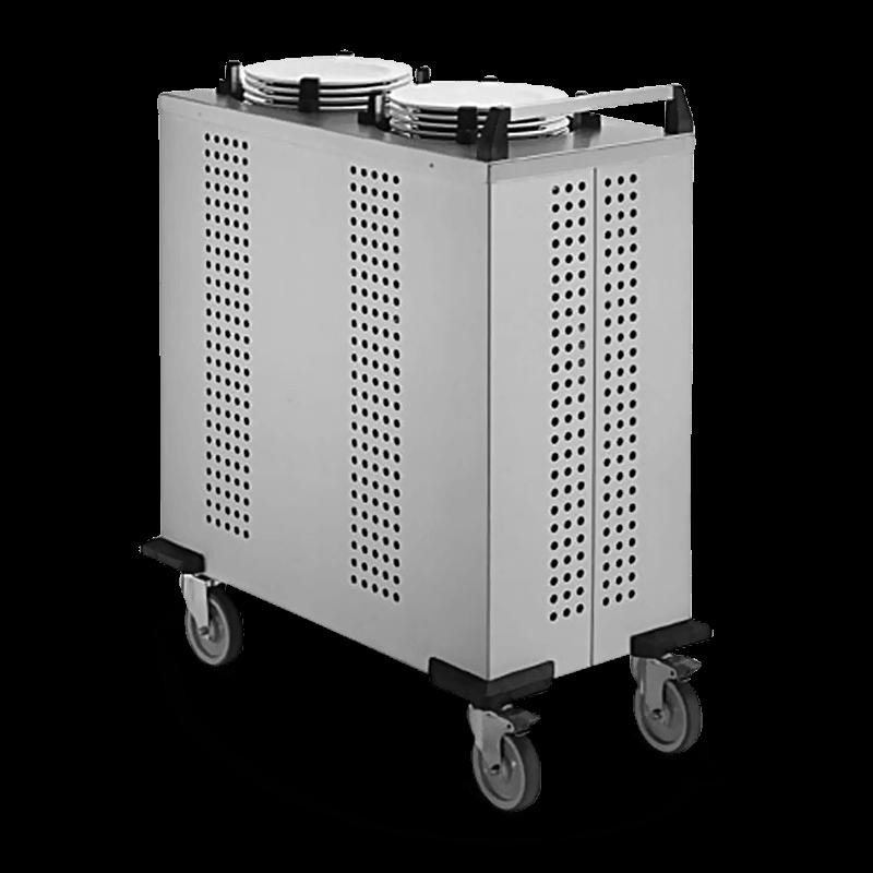 2 TN-MS 210 Kühlung – Mit Löcher