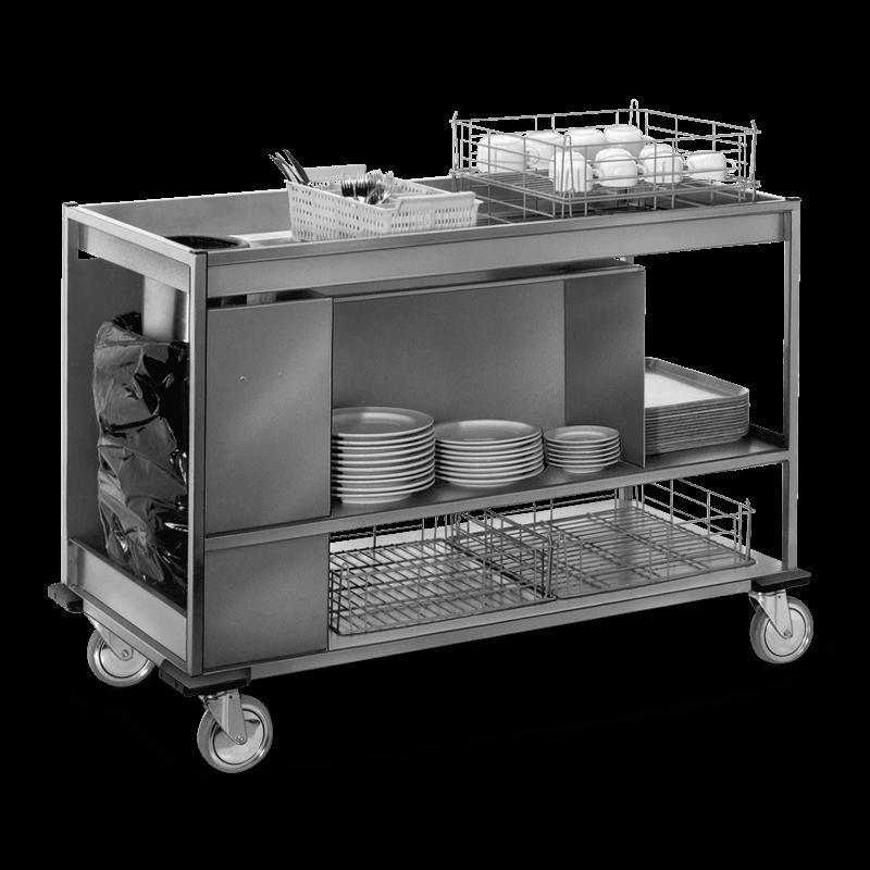 UMD Abraumwagen – Klein