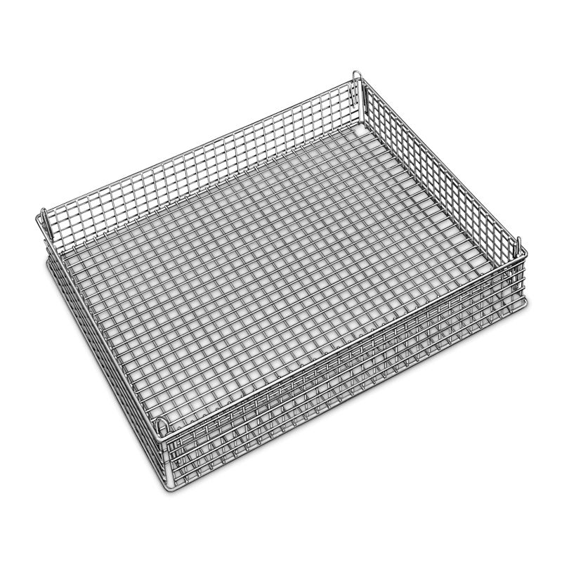 CNS Korb 650 X 530 X 75 Mm