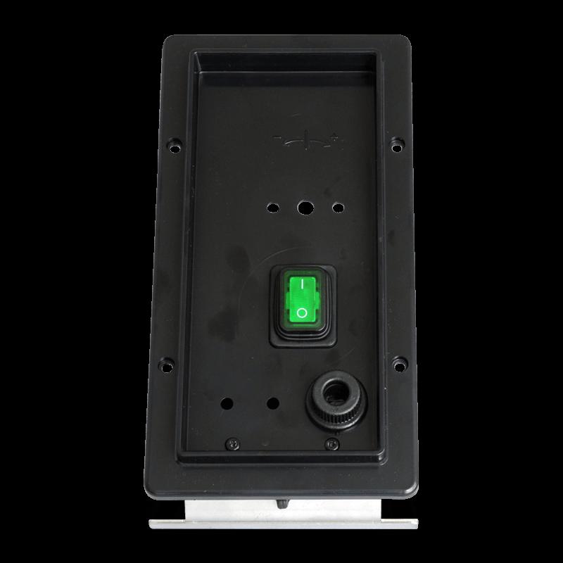Umbauset – Panel Mit Schalter 95.7041 Für Equalizer Fahrbare Stapler