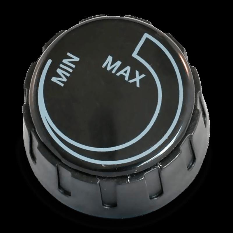 Thermostatknopf MIN-MAX