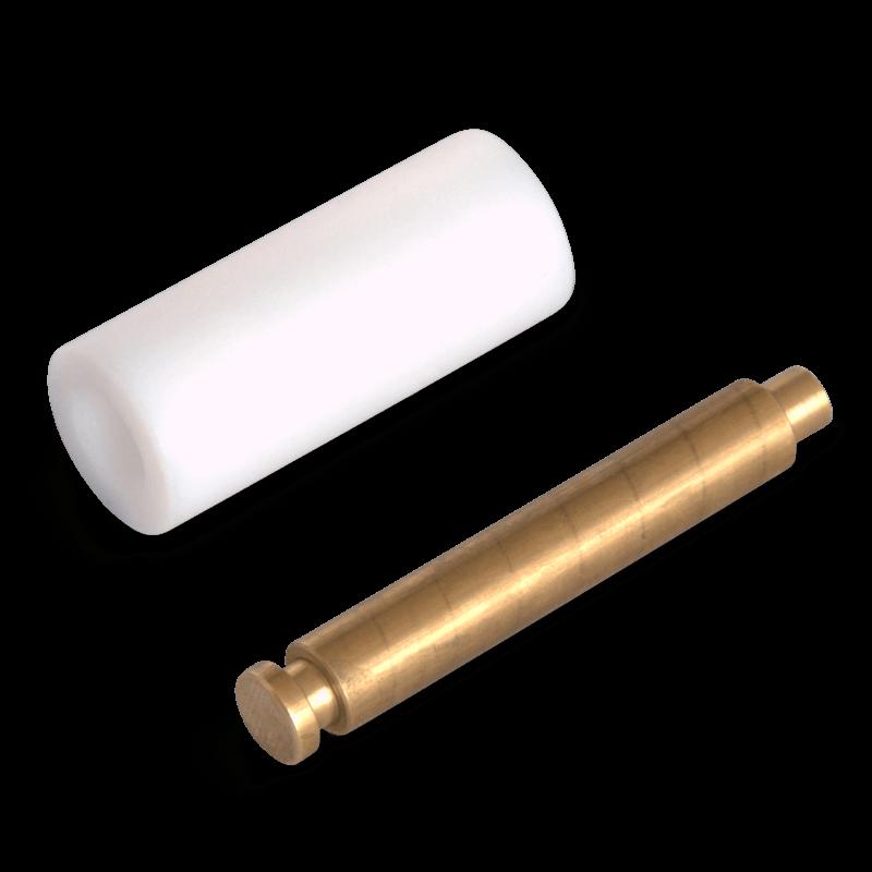 Messing Achse Für DFR Einbaustapler
