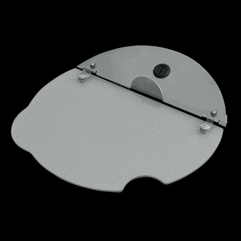 Scharnier Deckel (1/3 CNS – 2/3 Glass) Für Suppen Station