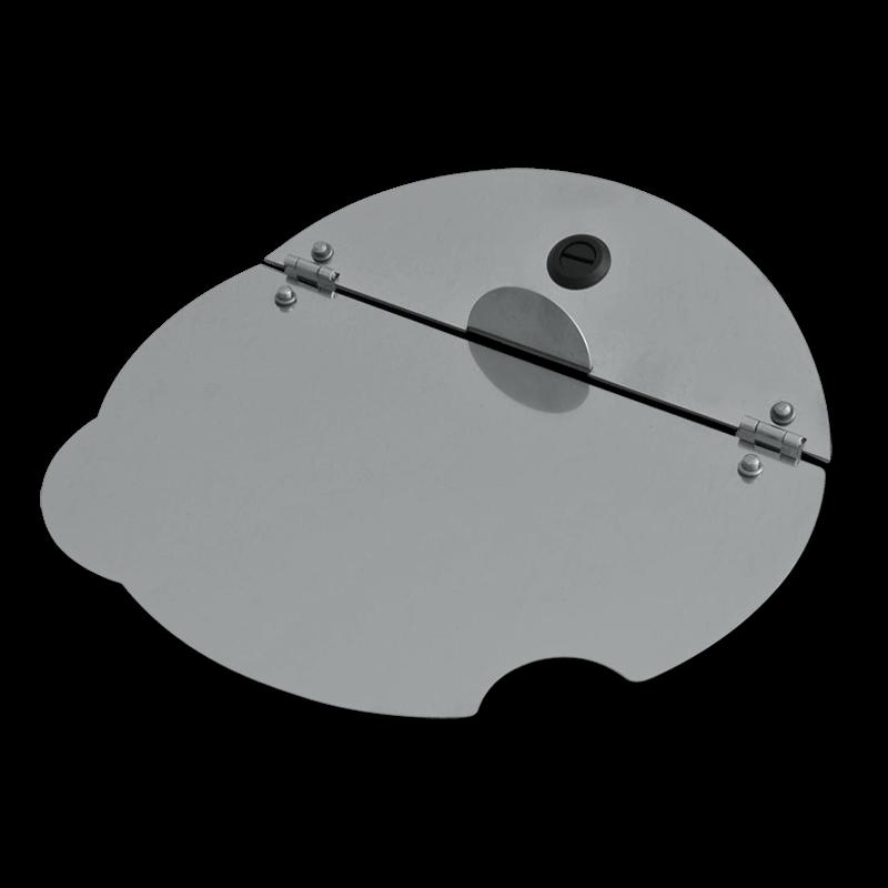 Scharnier Deckel (1/3 CNS – 2/3 CNS) Für Suppen Station